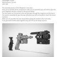 3D printing model TITANFALL 2 // Wingman Pistol, 3DWORKBENCH