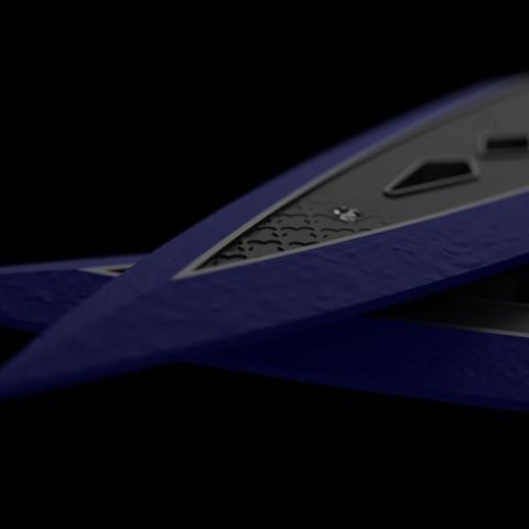 STL file APEX LEGENDS - Heirloom Knife, 3DWORKBENCH