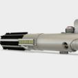 3D printer models STAR WARS Reys Lightsaber, 3DWORKBENCH