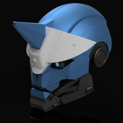 Download 3D printer files CAYDE-6 Helmet, 3DWORKBENCH