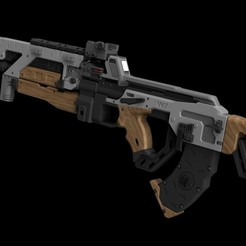 3D printer models APEX LEGENDS FLATLINE, 3DWORKBENCH