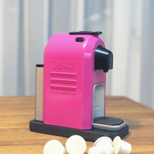 C6198037-DBBF-42D6-B5DD-3F6967D67A24.JPG Télécharger fichier STL gratuit MACHINE À CAFÉ JOUET • Design pour imprimante 3D, 3DWORKBENCH