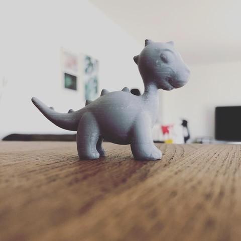 Modelos 3D gratis BabyDino, 3DWORKBENCH