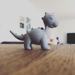 Descargar Modelos 3D para imprimir gratis BabyDino, 3DWORKBENCH
