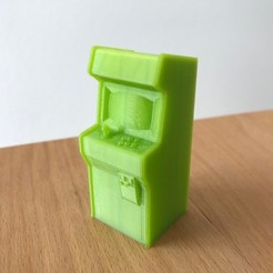 Free 3D model Tiny Arcade ornament, 3DWORKBENCH