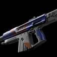 STL files Destiny 2 - Origin Story, 3DWORKBENCH