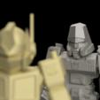 Free 3D model MEGATRON MINI / / Megatron - transformers, 3DWORKBENCH