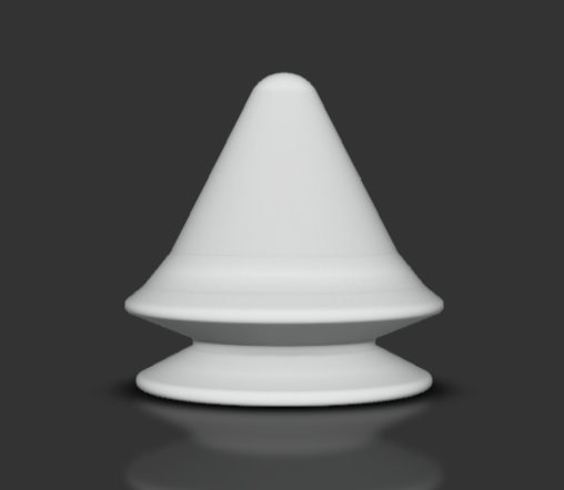 trainer.png Download STL file Training Dildo • 3D printing template, cokinou