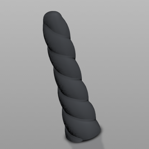 Download 3D printing files Unicorn Dildo, cokinou