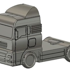 3D printer file lorry, david39