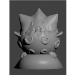 Fichier 3D togepi, Majin59