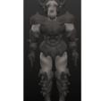 chevalier 6.png Download OBJ file 10 Intergalactic Humanoids • 3D print object, Majin59