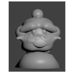 Objet 3D cupcanaille, Majin59