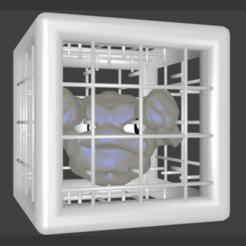 Modelos 3D para imprimir RACAILLOU POKEMON 74 (Geodude), Majin59