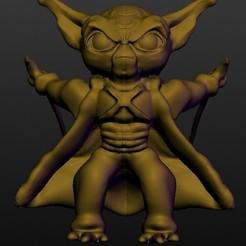 3D print model Yoda, Majin59