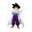 son gohan cape piccolo.png Download STL file Son Gohan, Piccolo cape • Object to 3D print, Majin59