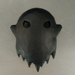 ghost imprim.jpg Download STL file ghosts to hang • Design to 3D print, Majin59