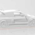 Descargar archivos 3D Pack 4 Renault Clio, Majin59