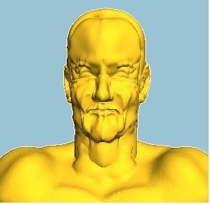 hulk hogan.jpg Download STL file HULK HOGAN professional wrestler • 3D printable object, Majin59