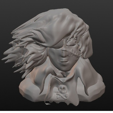 3D print model albator, Majin59