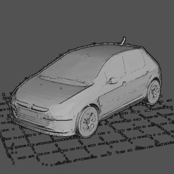 Download 3D printing models peugeot 306, Majin59