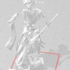 Télécharger plan imprimante 3D HALLOWEEN SERIE CONSTRUCTION CENDRILLON, Majin59