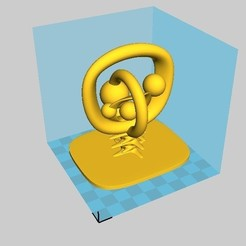 Download free STL files #3DSPIRIT Digital Choryphée, Majin59