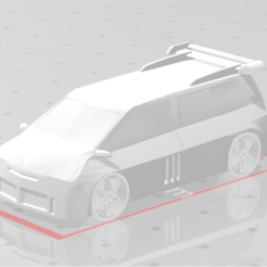 Download STL files Renault espace f1, Majin59