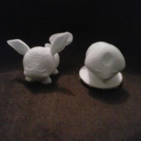 pikachu zygarde pouic.jpg Download STL file Pickachu • 3D printable design, Majin59