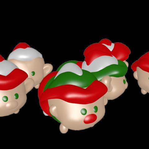 Diseños 3D Reunión de elfos, Majin59