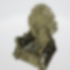 Impresiones 3D Trono óseo, Majin59