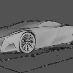 Download 3D printer designs peugeot onyx, Majin59