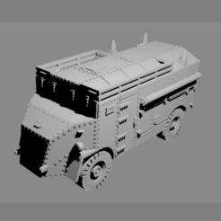 Imprimir en 3D SERIE DE ASALTO: dorchester, Majin59