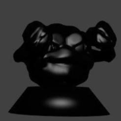 Télécharger plan imprimante 3D racaillou, Majin59