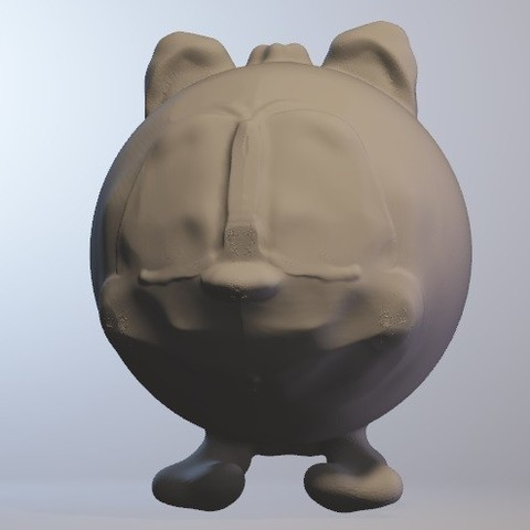Download free 3D printer designs tuc (boy squirrel 2 minitoys series), Majin59