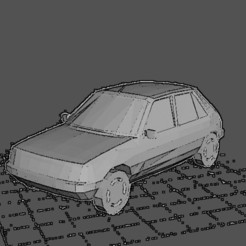 Download 3D print files peugeot 205, Majin59