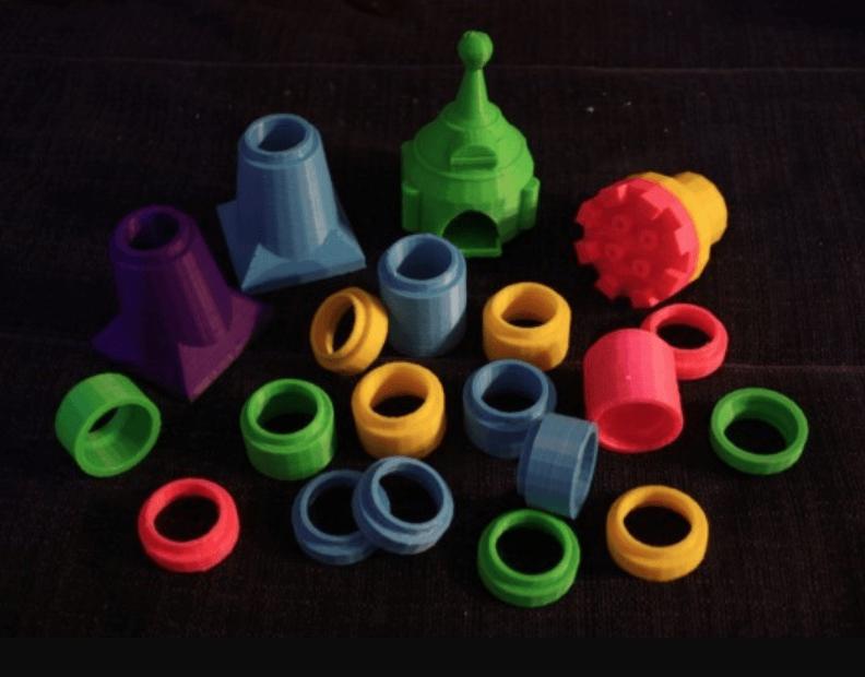 Capture d'écran 2018-04-24 à 16.58.11.png Télécharger fichier STL gratuit Tour rapunzel / château - compatible duplo • Plan imprimable en 3D, serial_print3r