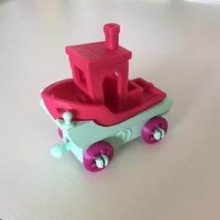 Descargar STL gratis 3DTESTRAIN - VAGÓN 7 (COMPATIBLE CON BRÍO), serial_print3r