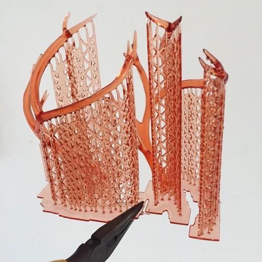E5C0CDA0-EEF2-4F3F-A616-3A98D9D0FA7C.JPG Télécharger fichier STL gratuit Reindeer with an antlers twist! • Objet imprimable en 3D, serial_print3r