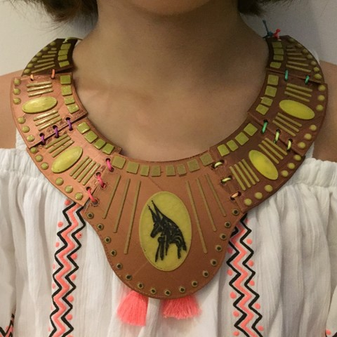 IMG_3431.JPG Download free STL file Egyptian necklace - Egypt necklace • 3D printer template, serial_print3r
