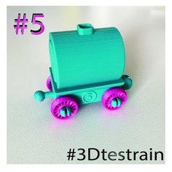Testrain5_Plan de travail 1.jpg Download free STL file 3DTestrain #5 (brio compatible) • 3D print template, serial_print3r
