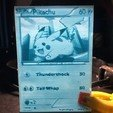 Download free 3D printer files Lithophane Pikachu Pokemon, serial_print3r