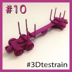 Testrain_10.jpg Télécharger fichier STL gratuit 3DTestrain #10 (compatible avec brio) • Modèle pour imprimante 3D, serial_print3r