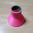 Download free STL files Plastic bottle watering can (with hose), serial_print3r