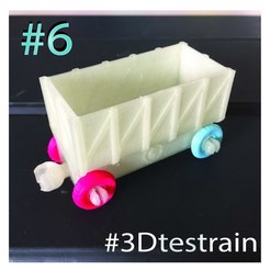 Testrain6_Plan de travail 1.jpg Télécharger fichier STL gratuit 3DTestrain #6 (compatible avec brio) • Design imprimable en 3D, serial_print3r