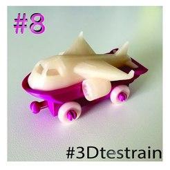 Descargar modelo 3D gratis 3DTestrain #8 (compatible con brío), serial_print3r