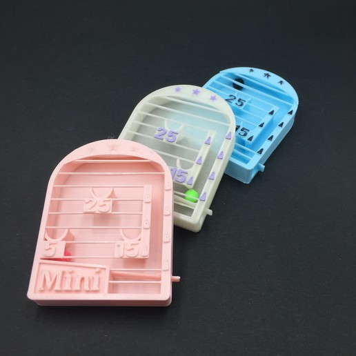 Download 3D model Mini PINBALL BAGATELLE game (fully 3D printed), serial_print3r