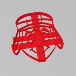 chavo_del_8.PNG Download STL file Cookie Cutter Chavo del 8 Ocho Cortante Galletita • 3D printable model, ELREYSALE