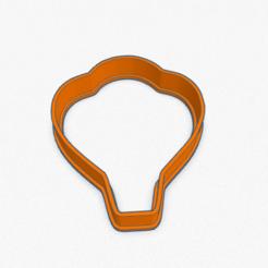 Captura de Pantalla 2020-04-28 a la(s) 13.17.00.png Télécharger fichier STL Coupe-biscuits Montgolfière 5CM Coupe-biscuits Montgolfière • Design pour imprimante 3D, ELREYSALE