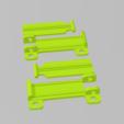 tapa_bocas_junto.PNG Download free STL file Homemade Chinstrap Clip for Covid-19 Corona Virus • 3D print template, ELREYSALE
